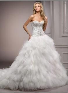 En stock Robe de mariée MERIDA